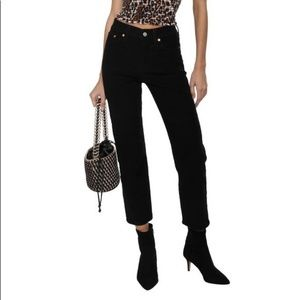 Levi's Premium Wedgie Straight Corduroy Jeans B6